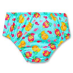 Mermaids Reusable Snap Swim Diaper