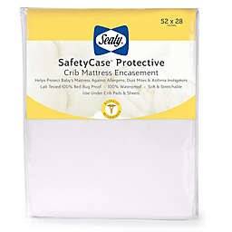 Sealy® SafetyCase Protective Crib/Toddler Mattress Encasement
