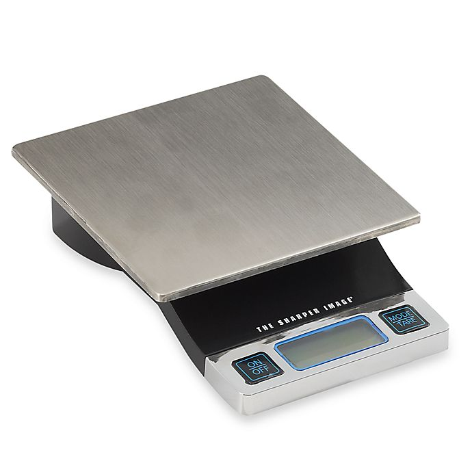 Sharper Image Precision Digital Food Scale Bed Bath Beyond