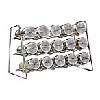 Kamenstein® Cozzolino 16-Piece Spice Rack Set with Spices
