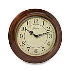 Infinity Instruments Metal 14-Inch Wall Clock