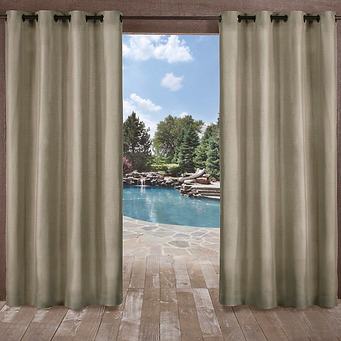 Window Curtain Panel