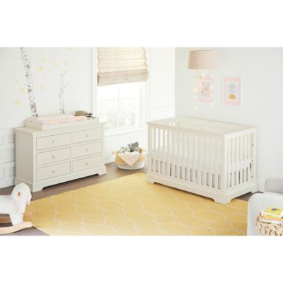 Westwood Design Hanley Nursery Furniture Collection In Chalk