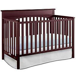 Graco® Lauren 4-in-1 Convertible Crib in Cherry