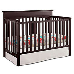 Graco® Lauren 4-in-1 Convertible Crib in Espresso