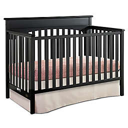 Graco® Lauren 4-in-1 Convertible Crib in Black