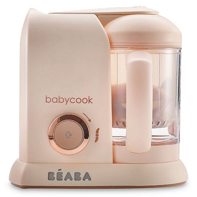 Alternate image 1 for BÉABA® Babycook Baby Food Maker in Rose Gold