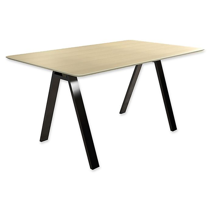 Alternate image 1 for Novogratz Campbell Rectangular Dining Table