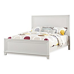 In-Room Designs Trend Twin Campaign Bed in White
