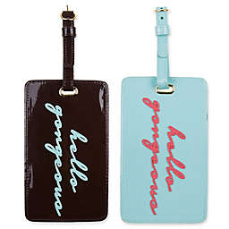 LOLO Hello Gorgeous Luggage Tags