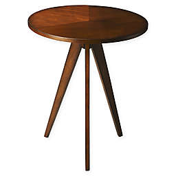 Butler Specialty Company Round Accent Table with Antique Cherry Finish