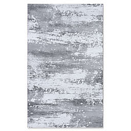 Couristan® Virga Abstract 6'6 x 9'6 Area Rug in Brown