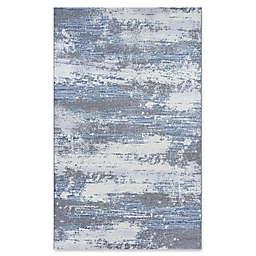 Couristan® Virga Abstract 6'6 x 9'6 Area Rug in Opal