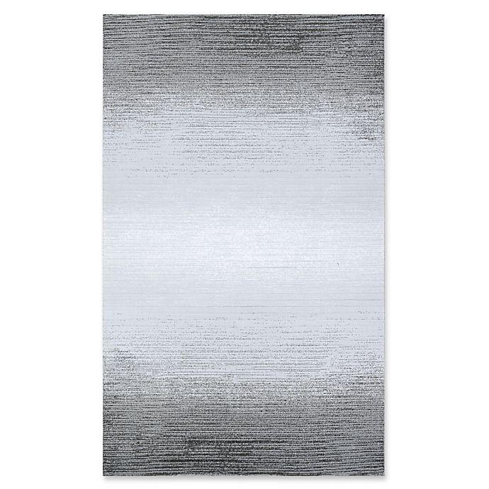 Alternate image 1 for Couristan® Weathered Stripe Rug in Mushroom