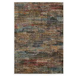 O&O by Olivia & Oliver™ Abstract Stripe Woven 2'6 x 3'10 Area Rug in Multi