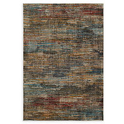 O&O by Olivia & Oliver™ Abstract Stripe Woven 5'3 x 7' Area Rug in Multi