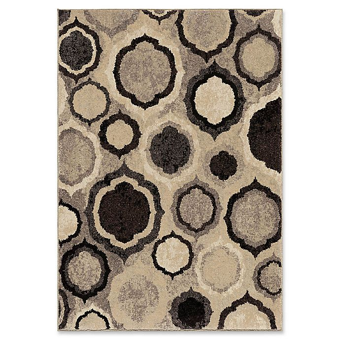 Alternate image 1 for Orian Rugs American Heritage Pannel Silverton 5'3 x 7'6 Area Rug in Grey
