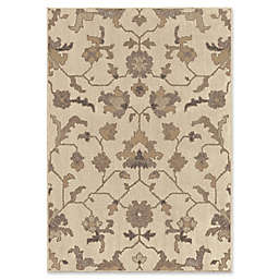 Orian Rugs Heritage Tantum Lambswool Woven Area Rug in Ivory