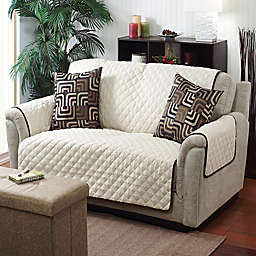 Home Details Reversible Loveseat Cover