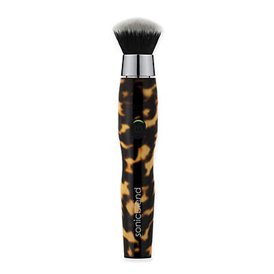 Michael Todd Sonicblend Animicrobial Sonic Makeup Brush in Tortoise Shell