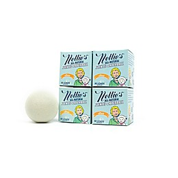 Nellie's All-Natural Citrus Scented Wool Dryerballs (Set of 4)
