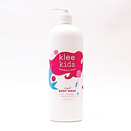 Luna Star Naturals Klee Kids 33.5 oz. Regal Body Wash with Calendula and Royal Jelly
