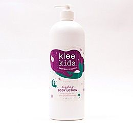 Luna Star Naturals Klee Kids 33.5 oz. Dazzling Body Lotion with Argan Oil and Honey