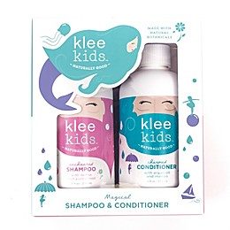 Luna Star Naturals Klee Kids Enchanted Shampoo and Charmed Conditioner Gift Set