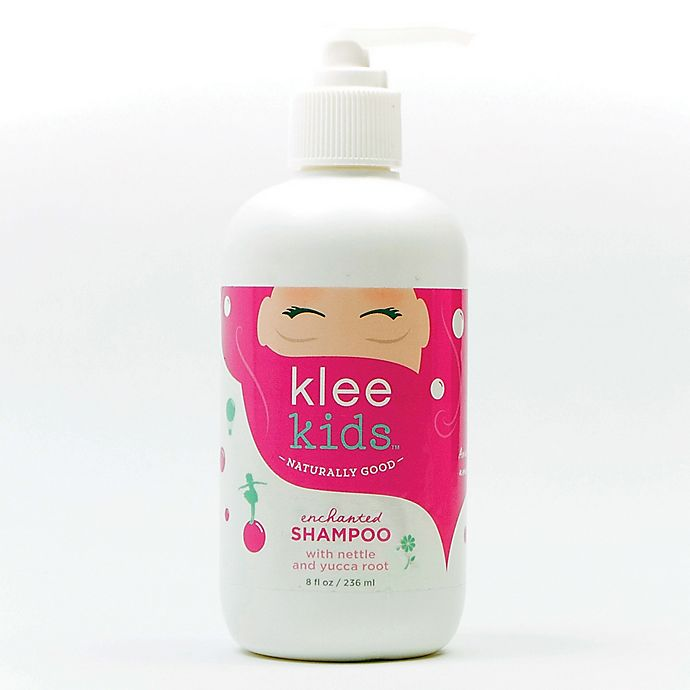 Alternate image 1 for Luna Star Naturals Klee Kids 8 oz. Enchanted Shampoo with Nettle and Yucca Root
