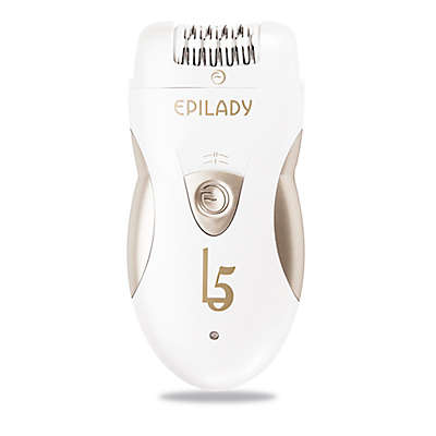 Epilady® L5 Rechargeable Epilator in White