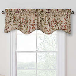 Rockport Federal Window Valance in Linen