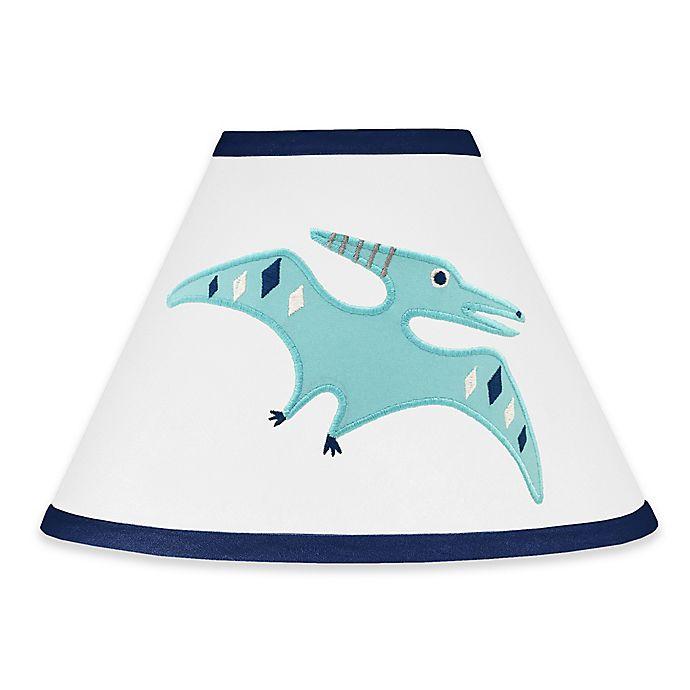 Alternate image 1 for Sweet Jojo Designs® Mod Dinosaur Lamp Shade
