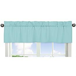 Sweet Jojo Designs® Window Valance in Turquoise