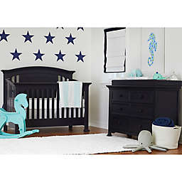 Kingsley Brunswick Nursery Furniture Collection in Majestic Blue