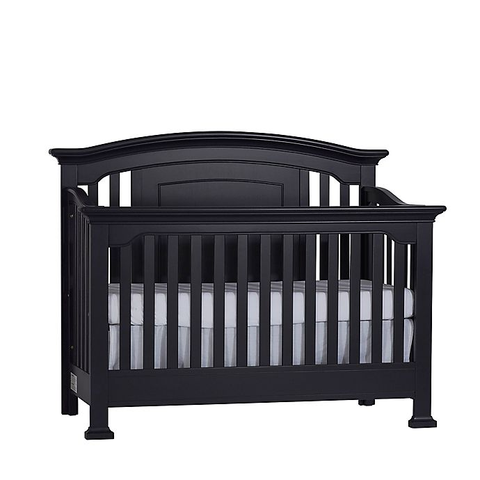 Alternate image 1 for Kingsley Brunswick 4-in-1 Convertible Crib in Majestic Blue