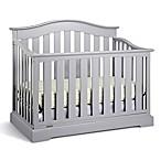 Graco® Westbrook 4-in-1 Convertible Crib in Pebble Grey