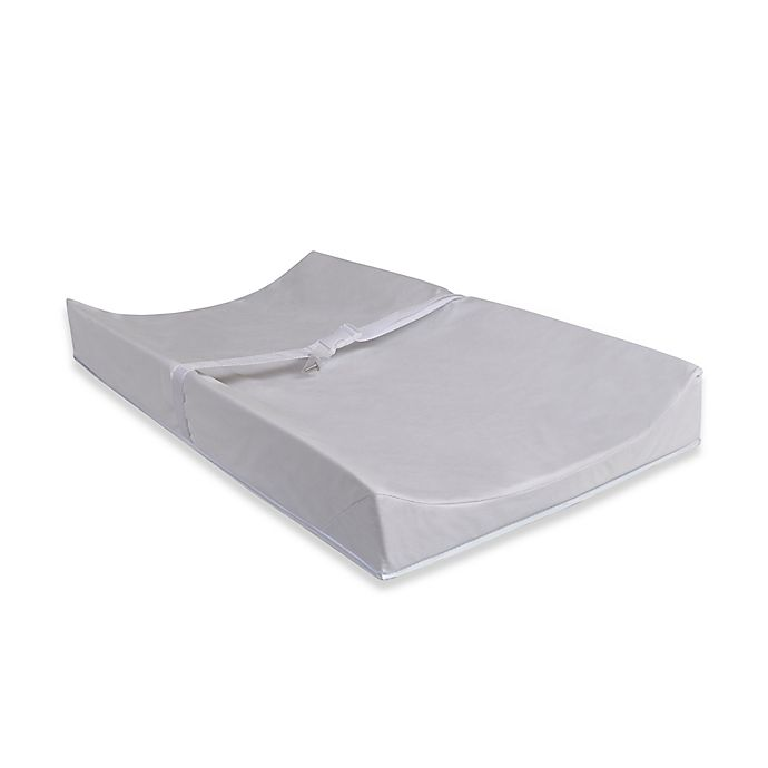 Alternate image 1 for KidiComfort™ 2-in-1 Changing Pad with Cover in Grey