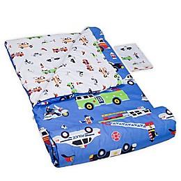 Olive Kids Heros 3-Piece Sleeping Bag Set in Blue