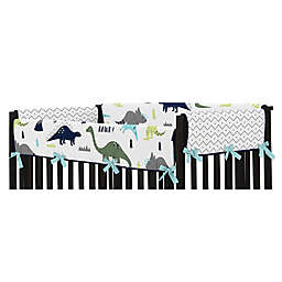 Sweet Jojo Designs Mod Dinosaur Reversible Long Rail Guard