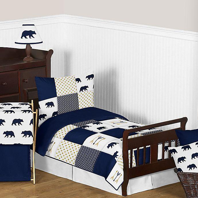 Alternate image 1 for Sweet Jojo Designs Big Bear Bedding Collection