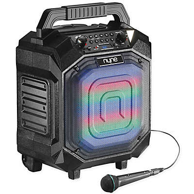 NYNE Performer IIPortable Bluetooth Party Speaker