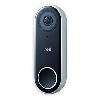 Nest Hello Video Doorbell in White
