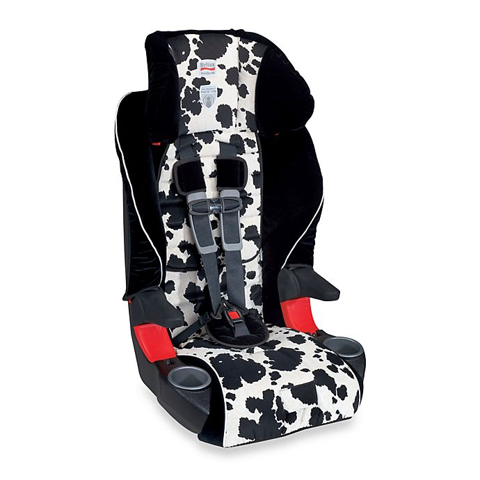 Britax Frontier 85 Combination Harness 2 BoosterR Seat In Cowmooflage