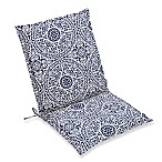 Outdoor Tachenda Tapered Sling Chair Cushion in Indigo