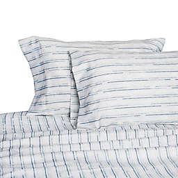 Springs Home Stripe 220-Thread-Count Sheet Set