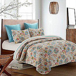 Anushka Reversible Quilt Set