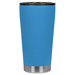 FIFTY/FIFTY 16 oz. Vacuum-Insulated Smoke Lid Tumbler