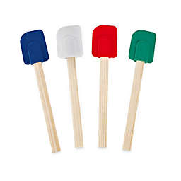 SALT™ 4-Piece Silicone Spatulas Set