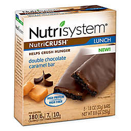 Nutrisystem® 5-Count NutriCrush Double Chocolate Caramel Lunch Bars