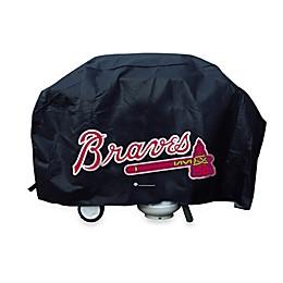 MLB Atlanta Braves Deluxe Grill Cover